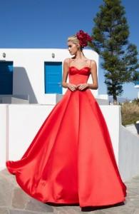Платье Tarik Ediz 92641