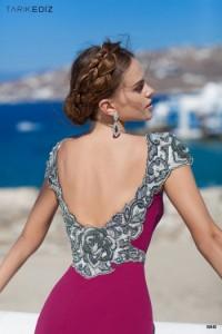 Платье Tarik Ediz 92642