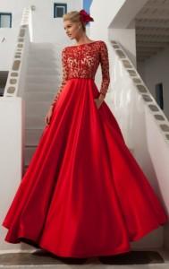 Платье Tarik Ediz 92646