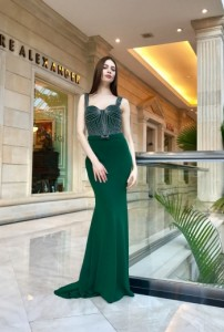 Платье Tarik Ediz 92688
