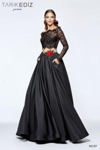 Платье Tarik Ediz 93107