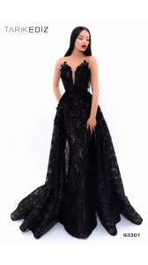 Платье Tarik Ediz 93301