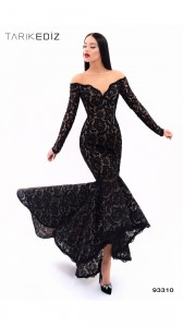 Платье Tarik Ediz 93310