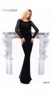 Платье Tarik Ediz 93312