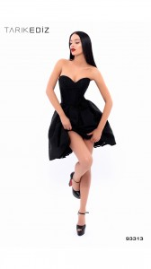 Платье Tarik Ediz 93313