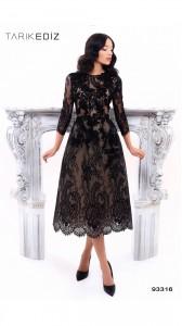 Платье Tarik Ediz 93316