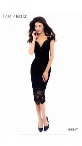 Платье Tarik Ediz 93317