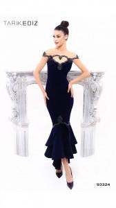 Платье Tarik Ediz 93324