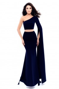Платье Tarik Ediz 93325