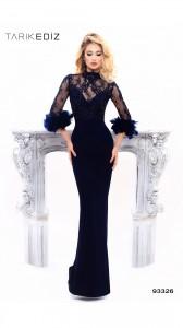Платье Tarik Ediz 93326
