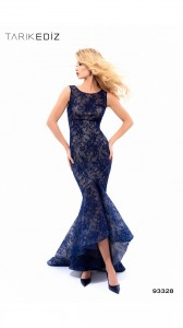 Платье Tarik Ediz 93328