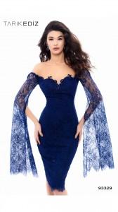 Платье Tarik Ediz 93329