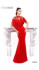 Платье Tarik Ediz 93340