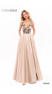Платье Tarik Ediz 93343