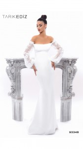 Платье Tarik Ediz 93348