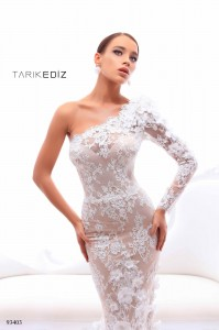 Платье Tarik Ediz 93403