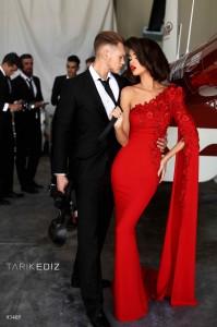 Платье Tarik Ediz 93405