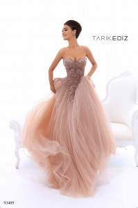 Платье Tarik Ediz 93409