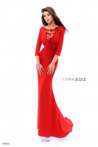 Платье Tarik Ediz 93410