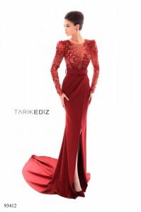 Платье Tarik Ediz 93412