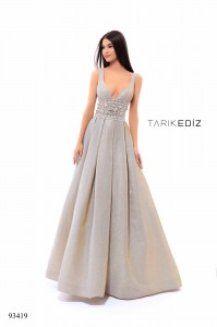 Платье Tarik Ediz 93419