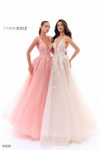 Платье Tarik Ediz 93420