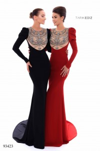 Платье Tarik Ediz 93423