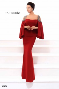 Платье Tarik Ediz 93424