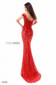 Платье Tarik Ediz 93430