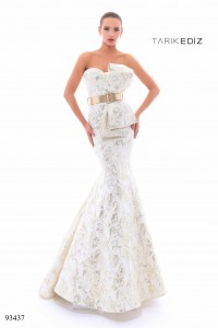 Платье Tarik Ediz 93437