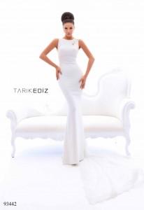 Платье Tarik Ediz 93442