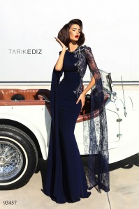 Платье Tarik Ediz 93457