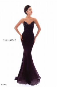 Платье Tarik Ediz 93465