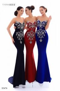 Платье Tarik Ediz 93474