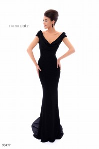 Платье Tarik Ediz 93477