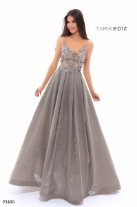 Платье Tarik Ediz 93480