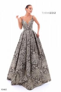 Платье Tarik Ediz 93483