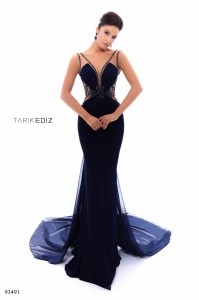 Платье Tarik Ediz 93491