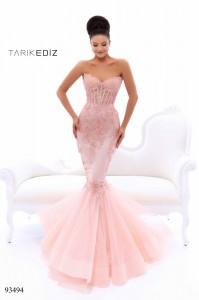Платье Tarik Ediz 93494