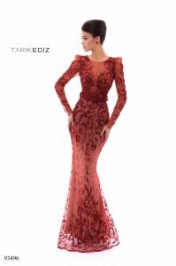 Платье Tarik Ediz 93496