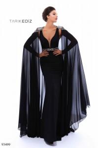 Платье Tarik Ediz 93499