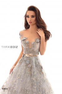 Платье Tarik Ediz 93654