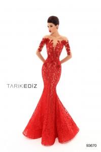 Платье Tarik Ediz 93670