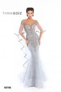 Платье Tarik Ediz 93756