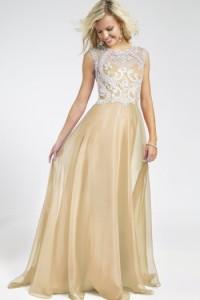Платье Jovani 98542 золотой