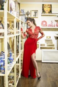 Платье Nicole Bakti 6701