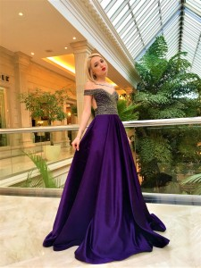 Платье Tarik Ediz 92477