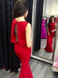 Платье Tarik Ediz 92626