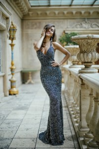 Платье Nicole Bakti 430