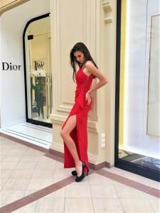 Платье Nicole Bakti 390L